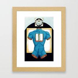 shushumna Framed Art Print