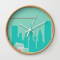 Welcome to Townsville Wall Clock