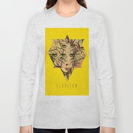 Eldritch Treeface Long Sleeve T-shirt
