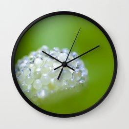 SERIES »MICROPEARLS« II Wall Clock