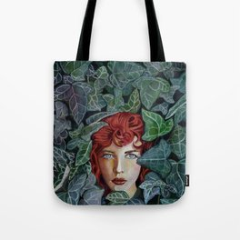 Pamela Isley Tote Bag