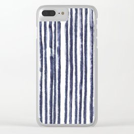 Abstract No. 294 Clear iPhone Case