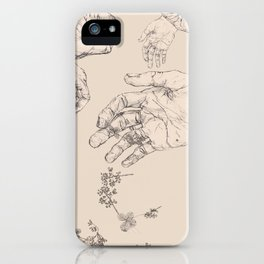 Losing Grip iPhone Case