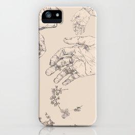 Losing Grip iPhone Case