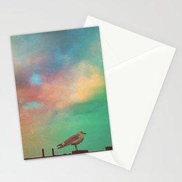 Pop Art Sea Gull Stationery Cards