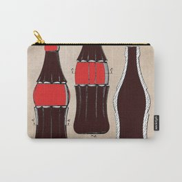 patent Bottle Carry-All Pouch