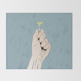Little Margarita Throw Blanket