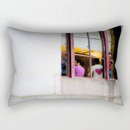 NYC Marriage Bureau Rectangular Pillow