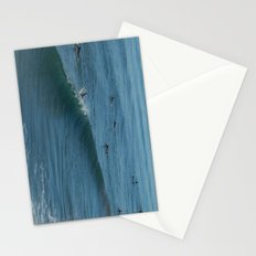 Waves on Sunday Stationery Cards