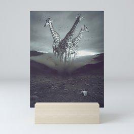 monachopsis Mini Art Print