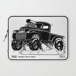 1946 Chevy Pick-up – BLACK Laptop Sleeve