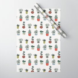 Grow Where You're Planted Wrapping Paper