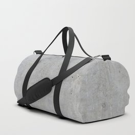 Concrete wall texture Duffle Bag