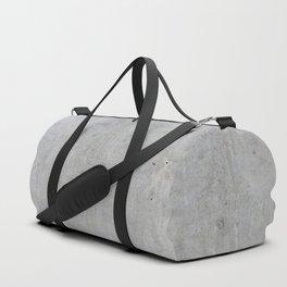 Concrete wall texture Duffle Bag