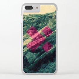 VISA 57 Clear iPhone Case