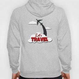 Let's travel Hoody