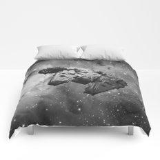 Millennium Falcon Comforters