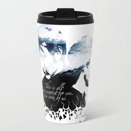 It's Beautiful - Hannibal Travel Mug