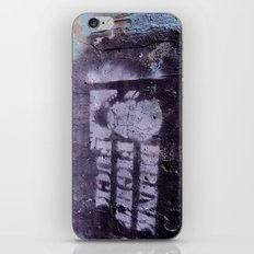 Drink, Fight & Fuck iPhone & iPod Skin