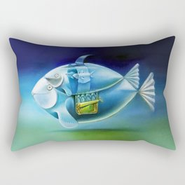 ARTILLAO Rectangular Pillow