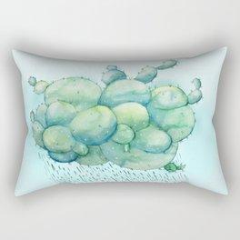 PRICKLY RAIN Rectangular Pillow