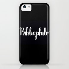 Bibliophile Slim Case iPhone 5c