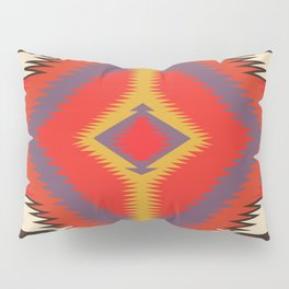 American Native Pattern No. 87 Pillow Sham