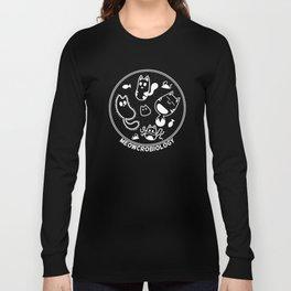 Meowcrobiology Long Sleeve T-shirt