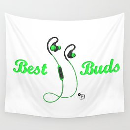 Best Buds Wall Tapestry