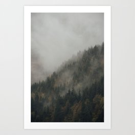 Take me home - Landscape Photography Art Print