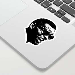 Brother Ray Sticker