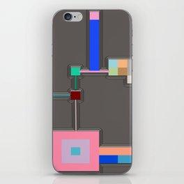 Anachronism Mechanism iPhone Skin