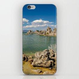 Mono Lake California - I iPhone Skin