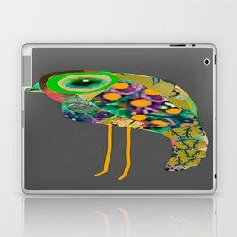 little green eyed boho bird Laptop & iPad Skin