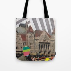travel weary Tote Bag