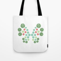 Vivillon Garden Form Tote Bag