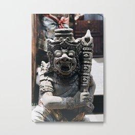 Ubud Palace Metal Print