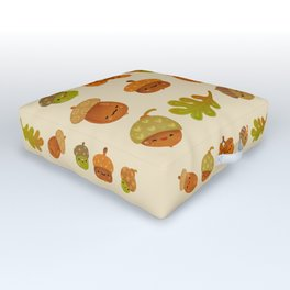 Acorns Outdoor Floor Cushion