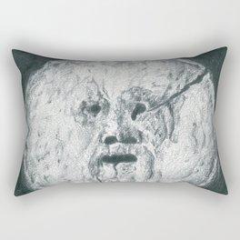 BOCCA DELLA VERITA' Rectangular Pillow