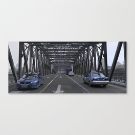 On the Wai Bai Du bridge Canvas Print