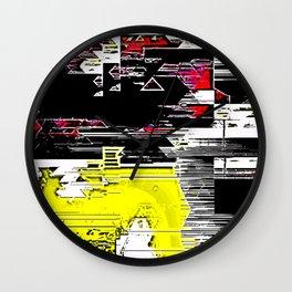 Internet Rash Wall Clock