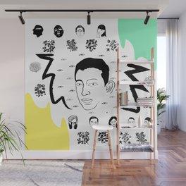 Serge Wall Mural