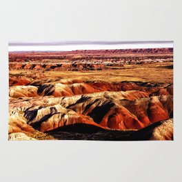 The Painted Desert Rug