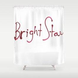 Bright Star Shower Curtain