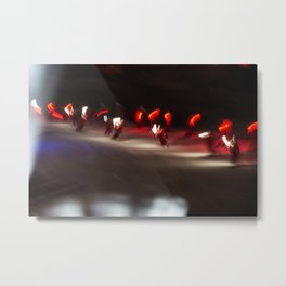 Torchlight descent 2 Metal Print