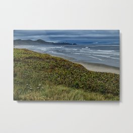 Landscape Oregon Coast I Metal Print