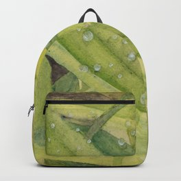 Dew at dawn Backpack