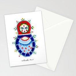 Matrioska Dana Stationery Cards