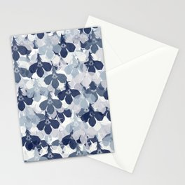 Abstract flower pattern 2 Stationery Cards