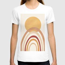 The Sun and a Rainbow II T-shirt